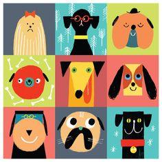 Rob Hodgson Dogs