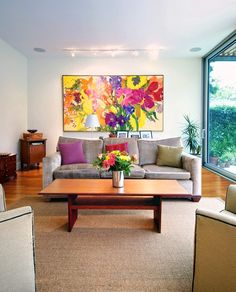 Decorating Ideas for Living Rooms