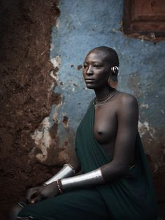 Kibbish / Suri Tribe Territory, Lower Omo Valley, Ethiopia (Ongoing series 2008 - 2013) by Joey L.