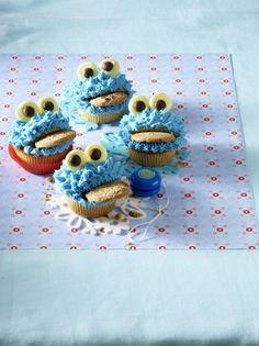 Unser beliebtes Rezept für Krümelmonster-Muffins und mehr als 55.000 weitere kostenlose Rezepte auf LECKER.de.