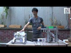 Dor-Terabyte: Máquina que imprime paneles solares de bolsillo a bajo costo