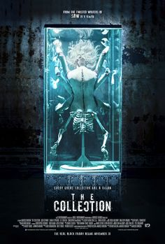 "153: ""The Collection Director: Marcus Dunstan 2012 #DLMChallenge #365days #365movies  Solid horror sequel. Diminishing returns but still fun"