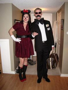 Costumes: Minnie Mouse and the 1%