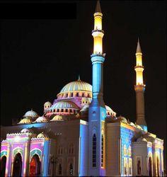 Sharjah Light Festival, United Arab Emirates