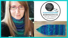 Cozy Cowl Crochet Tutorial - Easy