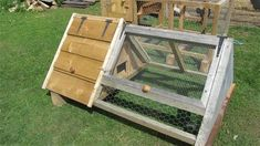 button quail coop plans - Google Search
