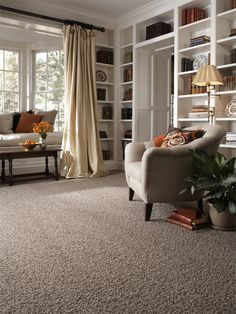 Stainmaster Carpet Idea Gallery  Carpets, Rugs/love this shade of gray