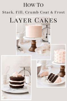 Strawberry Buttercream, Raspberry Cake, Vanilla Buttercream, Vanilla Cake, White Velvet Cakes, White Cakes, Peach Upside Down Cake, Pineapple Upside Down Cake, Old Cake Recipe