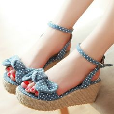 ENMAYER Sexy High Heels Wedge Sandals New 2014 Fashion Peep Toe Wedges Platform Summer Shoes Gladiator Casual Chic Sandals $56.33