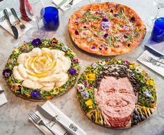 Pizza Art, Google Images, Camembert Cheese, Maine, Food, Essen, Meals, Yemek, Eten