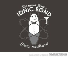 The Name's Bond…