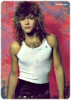 Jon Bon Jovi. So Hot!