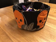 Happy Halloween! Skull Template, Applique Templates, Happy Halloween, Diaper Bag, Bags, Free, Scrappy Quilts, Handbags, Diaper Bags