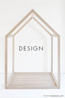bonnesoeurs agence design lit maison