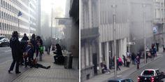 [Belgique] Explosion à la station de métro Maelbeek - http://www.le-lorrain.fr/blog/2016/03/22/belgique-explosion-a-station-de-metro-maelbeek/