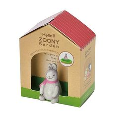 Zoony Garden Rabbit