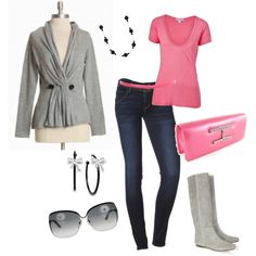 LOVE the bright pop of color-=-with the neutrals.. HELLO SPRING!