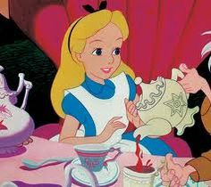 """Alice in Wonderland""  When I was little I loved that movie. I wanted to be Alice :) It's classic c:"