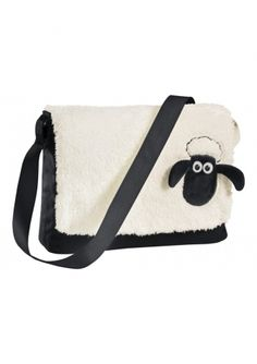 Shaun the Sheep Satchel Bag Old Cartoon Shows, New Years Dinner, Shaun The Sheep, Old Cartoons, Brand Me, Mobiles, Sunglasses Case, Shoulder Bag, Notebook