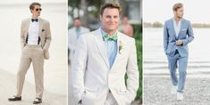 noivo-casamento-praia-blazer-claro Suit Jacket, Suits, Jackets, Natural, Fashion, Groom And Groomsmen, Wedding On The Beach, Bride Groom Dress, Engagement