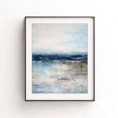 Landscape print printable art wall decor by WishingWellGallery