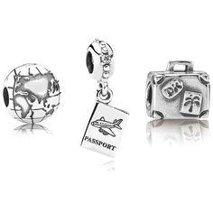 Pandora Schmuck za - Healthy Diet Tips - Make Up Sponge - Pandora Charms - Summer Hair styles - Easy Home DIY Upgrades Pandora Travel Charms, Pandora Bracelet Charms, Pandora Rings, Pandora Jewelry, Charm Jewelry, Jewelry Drawing, Bracelet Designs, Panda, Art Deco