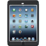OtterBox Defender Series Hybrid Case for iPad Mini - Black (77-23834) - OtterBox Defender Series Hybrid Case for iPad Mini - Black (77-23834)    Silicone plug covers keep the dust and debris out of the main openings without interfering with usability