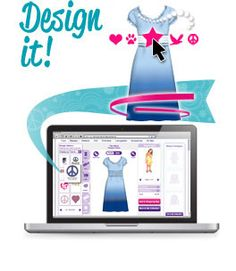 Kids Design Their Own Clothes Online Lil Campers Design Online