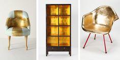 navyblueshoe: Wednesday Decor: Fields Of Gold Furniture
