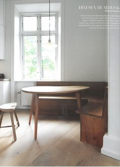 Douglas wooden floor planks and #Dinesen HeartOak #NorthernDelights