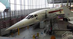 Concorde 101 Imperial War Museum Duxford