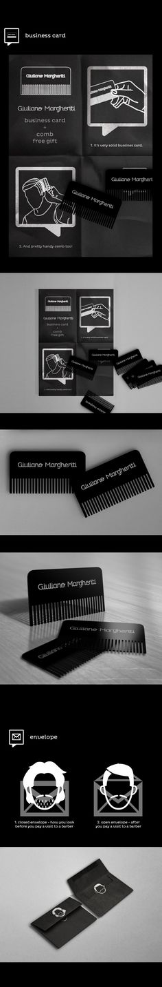 Giuliano Margheriti by Cosa Nostra , via Behance