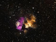 WIRED Space Photo of the Day | Mar. 22, 2014: Star Survives Supernova Blast  X-ray: NASA/CXC/SAO/F.Seward et al
