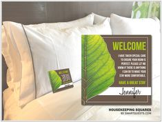 Housekeeping Squares Hotel Housekeeping, Name Signature, Staff Morale, Cleaning Companies, Hotel Branding, Hotel Guest, Confidence Building, Felt Hearts, Cleaning Service