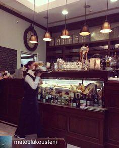 Άψογη εξυπηρέτηση σε ενα φιλικό κι ευχάριστο περιβάλλον.. Αυτή είναι η εμπειρία #ilbarretto! Ευχαριστούμε την @matoulakousteni για την #instapic! #cafe #restaurant #coffeelovers #coffeetime #italiana #italianplace #italianrestaurant #taste #relaxing #nonsolounbar