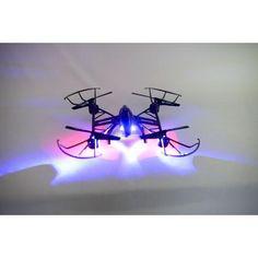 Drone Inspire Junior Fq777 Com Camera - Tamanho: 32cm x 31cm, Garantia do Fornecedor: 1 Mês; A ação do brinquedo depende de pilha/bateria; Câmera Com Resolução 0.3mp, Voa Até 100 Metros De Distância Do Controle Remoto;