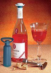 Zestaw do próżniowego zabezpieczania butelek Dafi :: SaintBest - Sklep internetowy