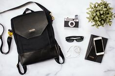 Amy Rae Photography // R Riveter Corbin Backpack