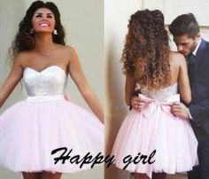 Short Prom Dresses, Sweetheart Prom Dresses, Sequins Prom Dresses, A-line Prom Dresses, Pink Prom Dresses, Short Prom Dresses, Custom Made Prom Dresses, Cheap Prom Dresses, Celebrity Party Gowns