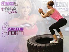 High Intensity Interval Training | FitnessRX for Women