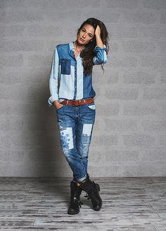 35 meilleures images du tableau Kaporal   Woman fashion, Moda ... 0b6c1e78d0b