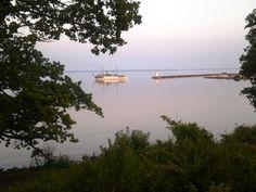 Hjo,Vättern,steamboat.