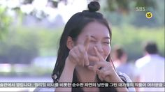 My Girlfriend Is a Gumiho...awkward finger-guns!