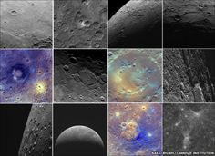 Mercury, up close