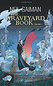 The Graveyard Book Graphic Novel, Volume 1 by Neil Gaiman