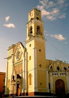 Catedral, Xalapa, Veracruz, México.