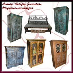"""Asian Rustic Furniture"" by mogulinteriordesign on Polyvore"