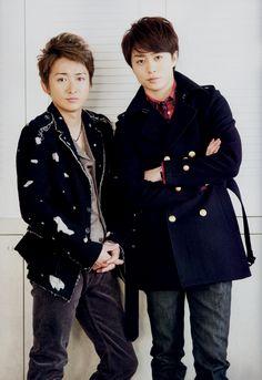 櫻井翔 大野智 You Are My Soul, Ninomiya Kazunari, Singer, Guys, Tumblr, Twitter, Singers, Boyfriends, Boys
