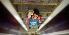Surrealistas fotos que juegan con la perspectiva
