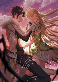 Raven x Rena